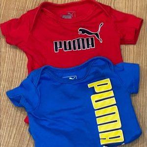 Bundle of 2 Puma onesies